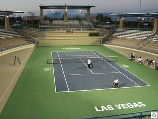 Tennis Stadium at Darling Tennis Center