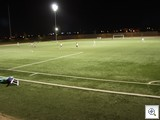 artificial turf on soccor fields