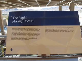 River Mountain Rapid Mixing Process