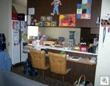 Cluttered Kitchen Contest Finalist #3 - It was a great party