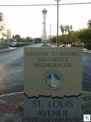 The Southridge Neighborhood Association was founded by Jack LeVine