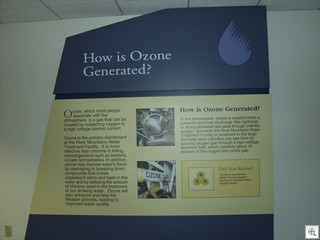 River mountain ozone generation