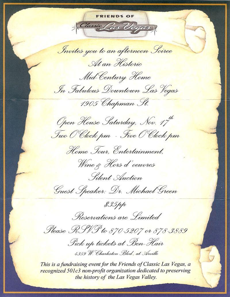 invitation format for alumni meet
