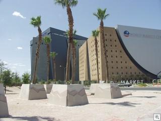 World Market Center In Downtown Las Vegas