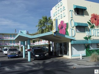 Todd Motor Hotel