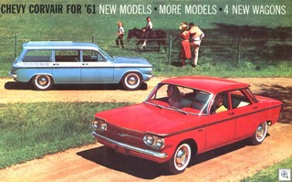 Corvair cover