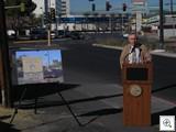Mayor Pro Tem Gary Reese Addresses The Audience
