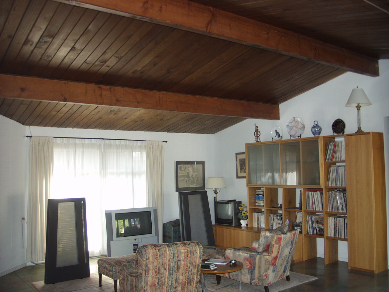Exposed ceiling beams ceiling systems for Exposed beam ceiling