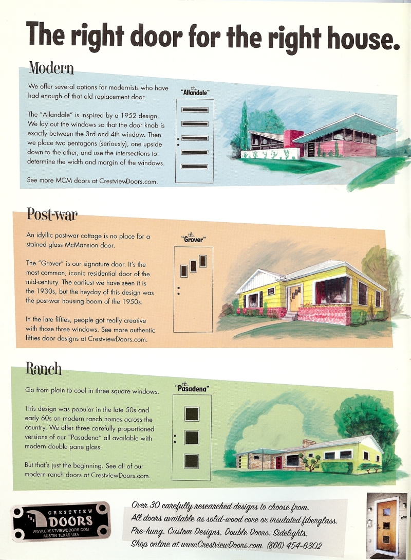 MidCentury Modern Homes Front Doors 800 x 1089 · 626 kB · jpeg