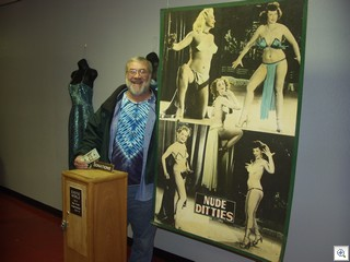 Burlesque Hall Of Fame In Las Vegas