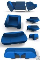 Chair-sofa