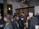 200 attend the Dust Gallery opening in the Soho Lofts