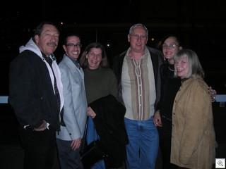Jack LeVine, Brian Paco Alvarez, Pam Hartley, Phil Hiland, Mary Joy Alderman, and Susan Dean are the team that bring you VeryVintageVegas.com