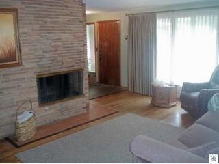 Susans fireplace