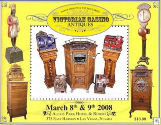 Victorian Casino Antiques Auction