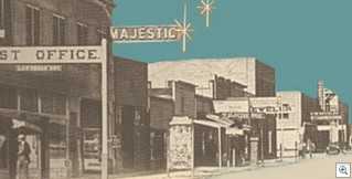 historic fremont street photo from the website of classic las vegas