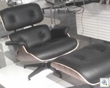 The Eames Chair, designed by Charles and Ray Eames  for Herman Miller