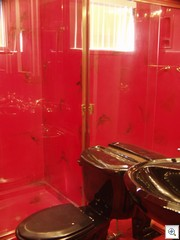 The Red Throne Room In The