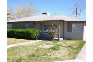 1249 8th Place in the John S. Park Historic Neighborhood of Downtown Las Vegas