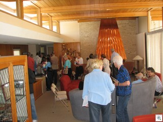 The Preservation Association of Clark County met at the Morelli House.