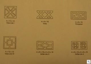 Angelus Block Patterns
