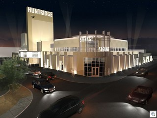 Las Vegas Preservation Community Supports New Design For Huntridge Theatre