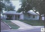 Typical Huntridge Home From the Las Vegas Bicentennial Banner at Circle Park