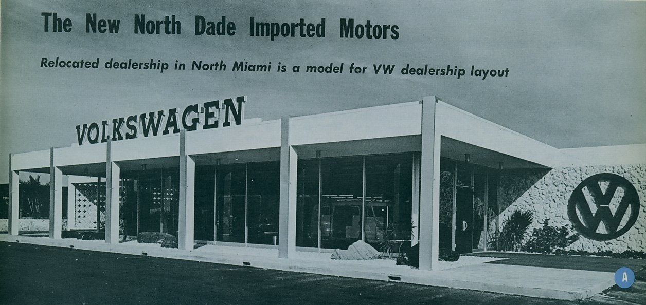 Uncle jack 39 s very vintage vegas mid century modern homes for Century motors of south florida