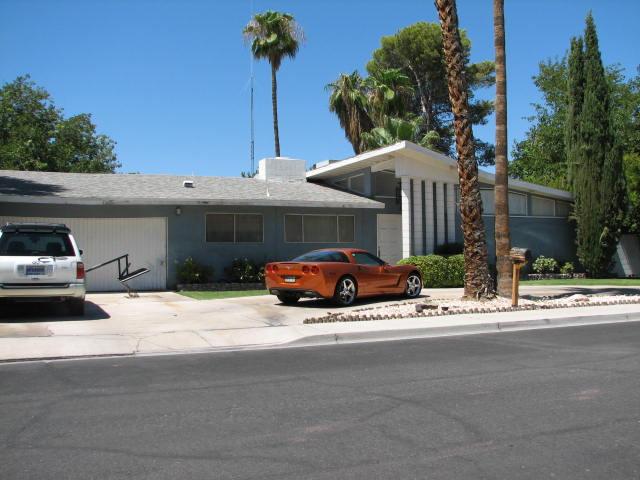 Uncle Jack 39 S Very Vintage Vegas Mid Century Modern Homes