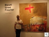 The Biscuit Street Preacher at Trifecta Gallery