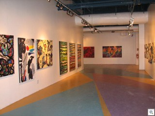 Southern Nevada Museum Of Fine Art At The Neonopolis