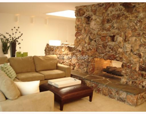 Lava rock fireplace makeover - My Pretty Baby Cried She Was A Bird Weekend Finds