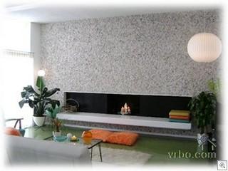 Caddyshack fireplace