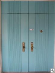 Front Doors Of 1915 15th Street, Las Vegas NV
