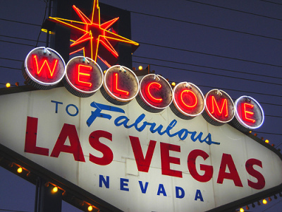 welcome to las vegas nevada sign. The vintage neon of Las Vegas