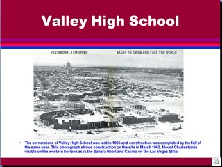 ZICK slide 56 Valley High School