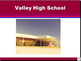 Zick slide 57 Valley High School 1966