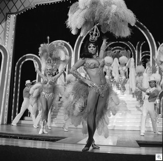 Folies Bergere - 1972, courtesy of Las Vegas News Bureau
