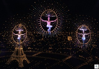 Folies Bergere - 1997, courtesy of Las Vegas News Bureau