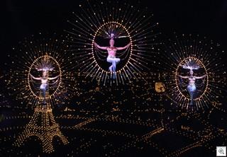 Folies Bergere - 1997, courtesy of Las Vegas News Bureau