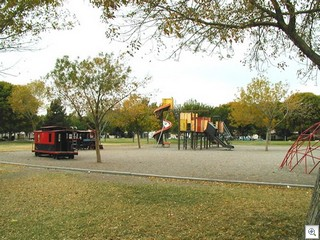 Jaycee Park shown here before the remodel.