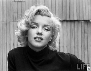 Marilyn Monroe - From the Life Magazine Collection hosted by Google