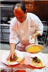 Chef Enriqe Tinoco