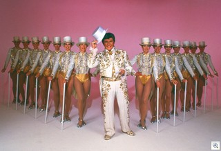 Liberace with Rocketts