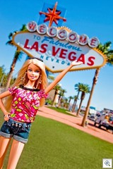 Barbie Does Vegas