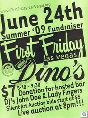 First Friday Fundraiser