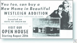 Westleigh Advertisement - from LVRJ