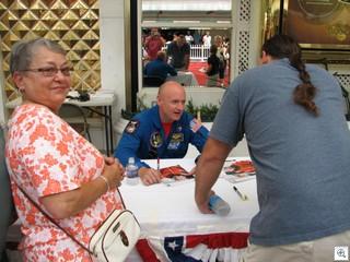 NASA Astronaut Scott J. Kelly
