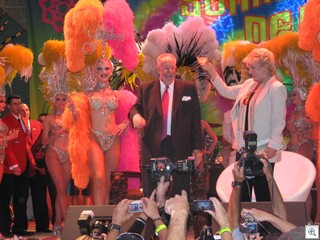 Mayor Oscar Goodman Celebrates His 70th Birthday