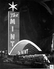 The Mint - Iconic Mid Century Modern Design by Las Vegas Architects Zick and Sharp